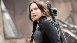 Hunger Games sans makeup
