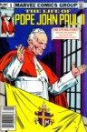 Pope Comic Book