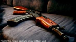 Simple Enough Weapon