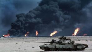 Smoke of Iraq