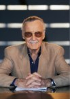 Stan Lee with glasses
