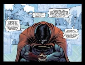 Superman killed everyone