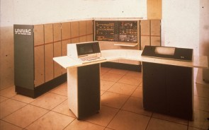 Univac system with optional floor panels
