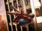 scarlet spider going up