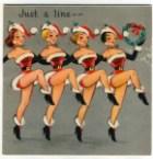 Christmas line up