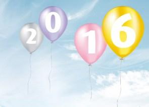 2016 Balloons