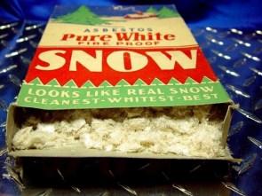 Asbestos Pure White Snow
