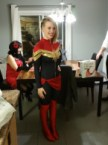 Awesome Captain Marvel Cosplay