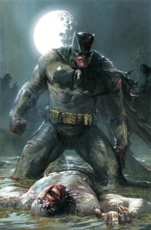Batman vs Mutant Leader