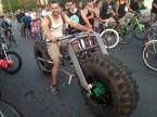 Big Wheel Biker