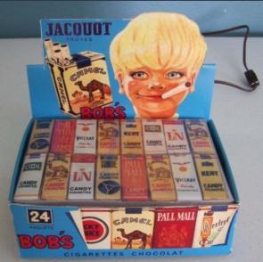 Bob's Cigarettes Chocolat