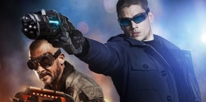 Captain Cold and Heat Wave