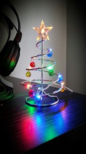 Christmas Wire Tree