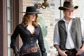 Coyboy Castle and his Cowgirl wife