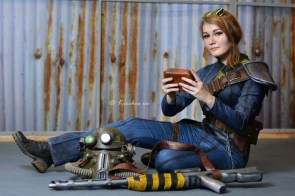 Fallout Cosplay by Mono Abel
