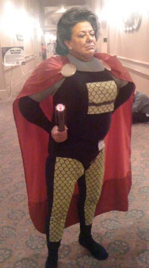 Granny Goodness Cosplay