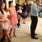 He Squats