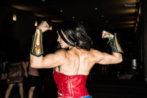 Heroine For Hire as Wonder Woman