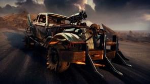 Mad Max Car