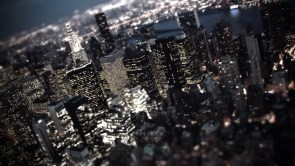 NYC Tilt Shifted