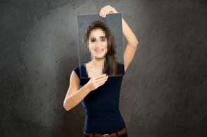 Pixel Woman