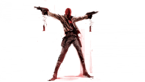 Red Hood droppin mags