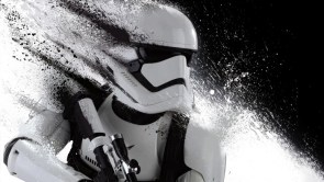 Shattered Storm Trooper