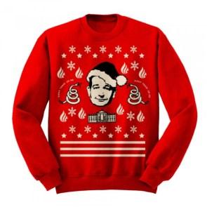 Ugly Cruzmas Sweater