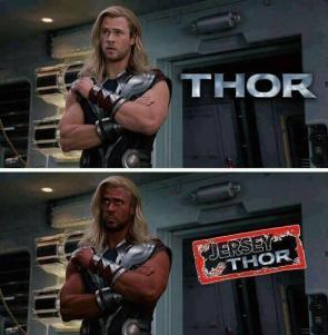 Thor – Jersey Thor