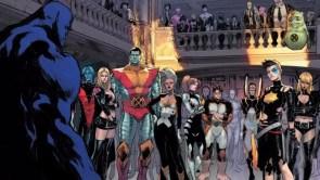 Uncanny X-men 600 wallpaper