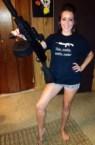 Zombie Killin Lady