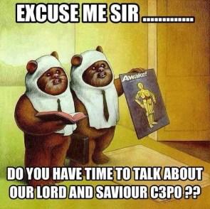 ewoke evangelists