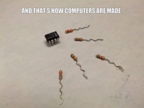 how computers are made