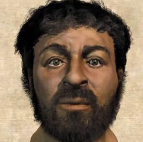 Look everybody! It's Jesus!