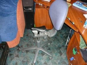 riding chair