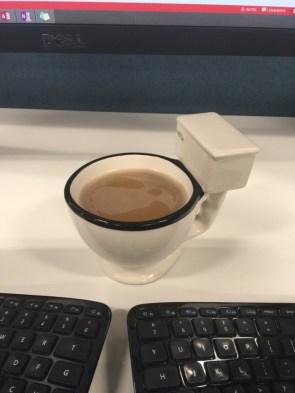 this coffee tastes like crap