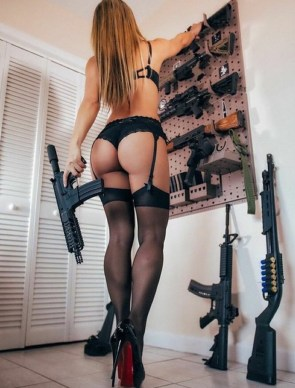 weapons armory butt