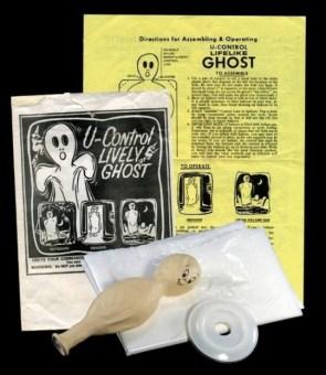 """Lifelike"" Ghost"