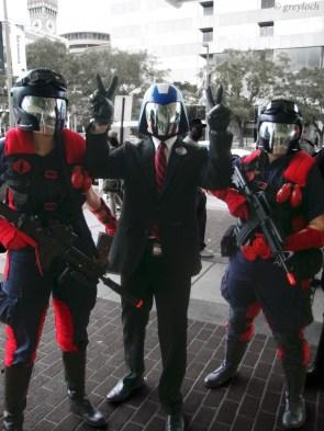 Cobra Presidential Candidate