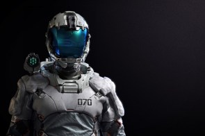 Future Spaceman