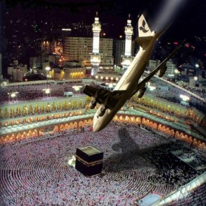 Mecca Plain Accident Projection