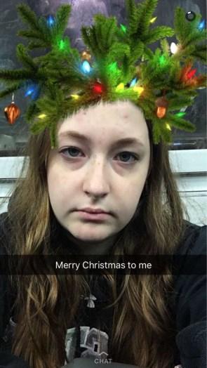 Merry Christmas to me