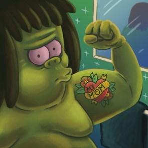 My Mom tattoo