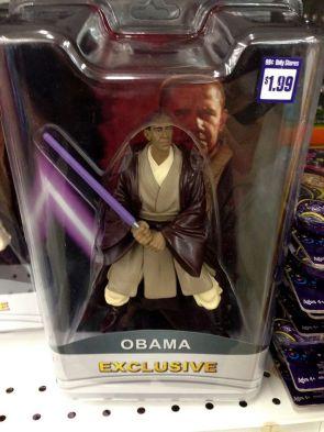 Obama Star Wars Toy