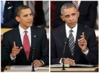 Presidental Aging of Obama