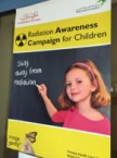 Radiation Awareness Campaign For Children