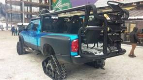 Snow Tour Truck
