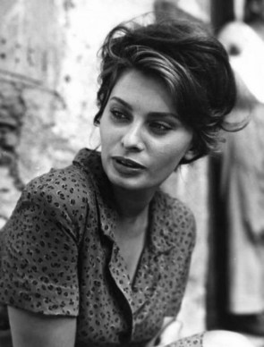 Yesterday, Today and Tomorrow ~ Sophia Loren