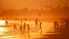 The Beach at Coronado, CA