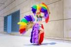 Vegas Rainbow Dash by Cosplay Hazard